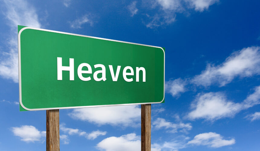 Questions: About Heaven